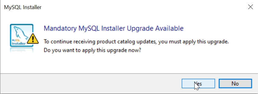 cómo instalar mysql en Windows 10