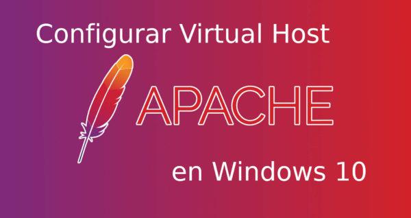 Cómo configurar un virtual host en apache